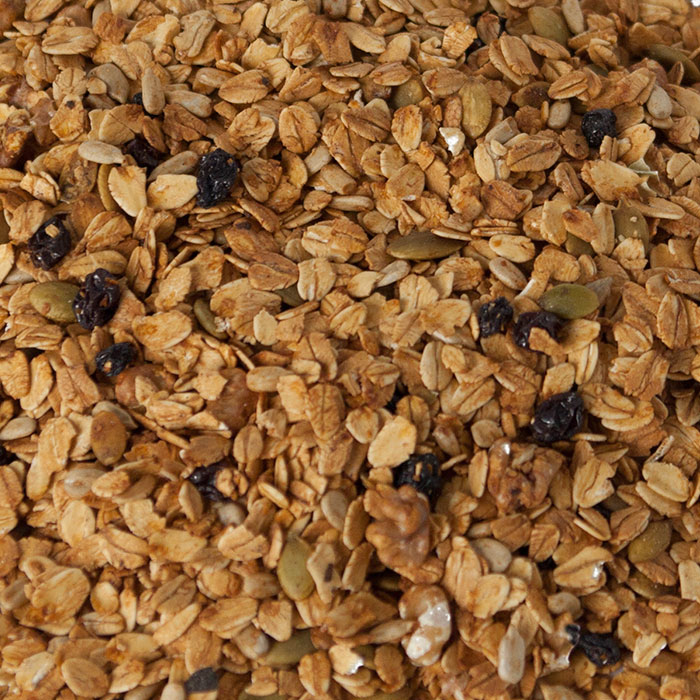 From the Fields Currant Walnut Cereal