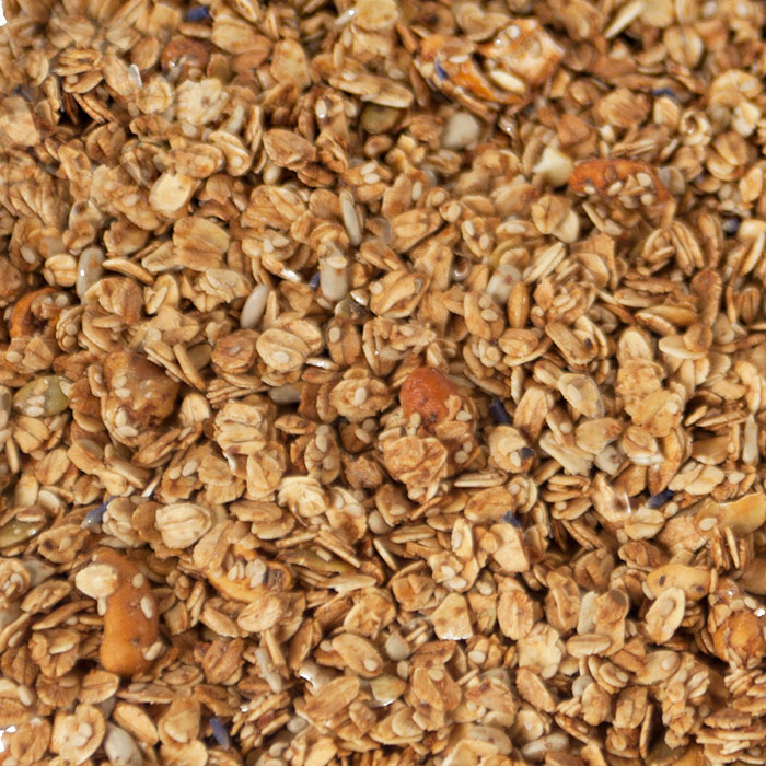 From the Fields Honey Lavender Granola