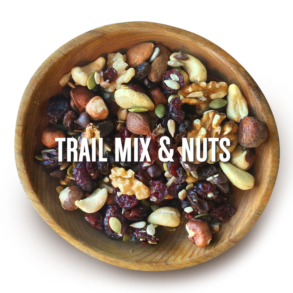 Trail Mix & Nuts