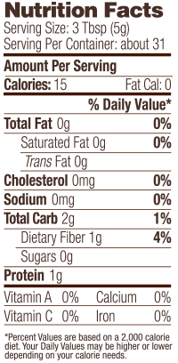 Whole foods nutritional yeast nutrition facts